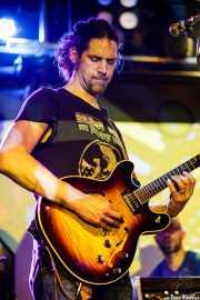 Stefan Koglek, cantante y guitarrista de Colour Haze (Sala Stage Live (Back&Stage), Bilbao, 2018)