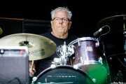 Dennis Duck, baterista de The Dream Syndicate (Azkena Rock Festival, Vitoria-Gasteiz, 2018)