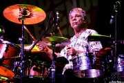 Richard Bailey, baterista de Steve Winwood & Band (Music Legends Fest, Sondika, 2018)