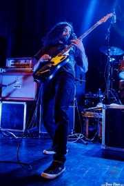 Iñigo Jauregui, cantante y bajista de Wicked Wizzard (Bilborock, Bilbao, 2018)