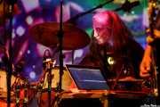 Richard Chadwick, baterista de Hawkwind (Sala BBK, Bilbao, 2018)