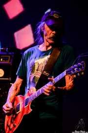 Dave Brock, cantante y guitarrista de Hawkwind (Sala BBK, Bilbao, 2018)