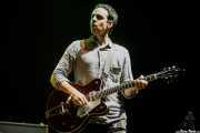 Tom Russo, cantante y guitarrista de Rolling Blackouts Coastal Fever (BIME festival, Barakaldo, 2018)