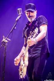 Victor Bicho, cantante y guitarrista de Bicho'Z (Bilbao Exhibition Centre (BEC), Barakaldo, 2018)