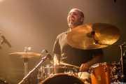 Galder Creo, baterista de General Lee (Santana 27, Bilbao, 2018)