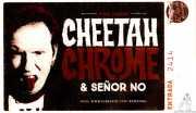 Entrada de Cheetah Chrome & Señor No (Kafe Antzokia, Bilbao, )
