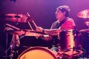 "Jorge J. Armijos ""Jota"", baterista de New Day (Kafe Antzokia, Bilbao, 2019)"