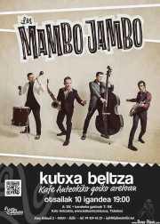 Cartel de Los Mambo Jambo (Kafe Antzokia, Bilbao, )