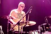 Mr. Smoky, baterista de Villapellejos (Kafe Antzokia, Bilbao, 2019)