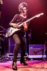 Nagore Martínez Jauregi, guitarrista de MoonShakers (Kafe Antzokia, Bilbao, 2019)