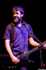Gorka Urbizu, cantante y guitarrista de Berri Txarrak (Kafe Antzokia, Bilbao, 2019)