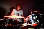 "David ""Kalbo"", baterista de Tiparrakers (Mendigo, Barakaldo, 2019)"