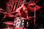 Joseba Arza, baterista de Bullet Proof Lovers