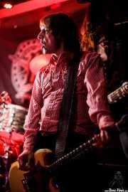 Juan Irazu, guitarrista de Bullet Proof Lovers