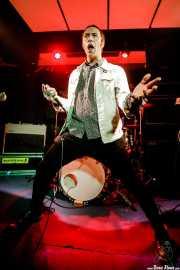 Kurt Baker, cantante de Bullet Proof Lovers