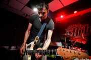 Luiyi Costa, guitarrista de Bullet Proof Lovers