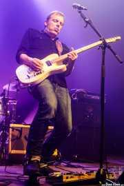 Hendrik Röver, cantante y guitarrista de Los DelTonos (Kafe Antzokia, Bilbao, 2019)
