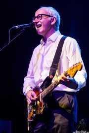 Raymond McGinley, cantante y guitarrista de Teenage Fanclub (Nave 9 (Museo marítimo), Bilbao, 2019)