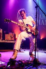 "Paulo Furtado ""The Legendary Tigerman"", cantante y guitarrista (Kafe Antzokia, Bilbao, 2019)"