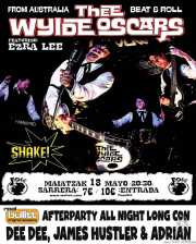 Cartel de Thee Wylde Oscars (Shake!, Bilbao, )