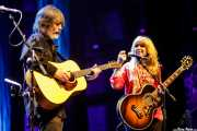 Larry Campbell -voz, guitarra y mandolina- & Teresa Williams -voz y guitarra- (Kafe Antzokia, Bilbao, 2019)