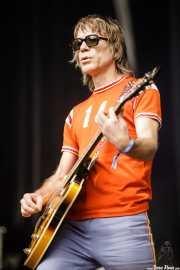 David Head, guitarrista de Surfbort (Azkena Rock Festival, Vitoria-Gasteiz, 2019)