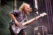 Mike Dean, bajista de Corrosion of Conformity (Azkena Rock Festival, Vitoria-Gasteiz, 2019)