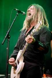 Pepper Keenan, cantante y guitarrista de Corrosion of Conformity (Azkena Rock Festival, Vitoria-Gasteiz, 2019)