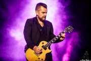 Billy Duffy, guitarrista de The Cult (Azkena Rock Festival, Vitoria-Gasteiz, 2019)