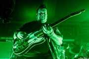 Dirty Jake -guitarra- y Filfy Antz -batería- de Pussycat & The Dirty Johnsons (Azkena Rock Festival, Vitoria-Gasteiz, 2019)