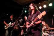 Thalia Zedek -voz y guitarra-,, Xabier Olazabal -bajo-, Anari Alberdi -voz y guitarra- y Mikel Abrego -batería- de Thalia Zedek & Anari (Kafe Antzokia, Bilbao, 2019)