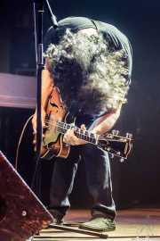 Lou Barlow, cantante, guitarrista y bajista de Sebadoh (Kafe Antzokia, Bilbao, 2019)