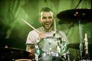 Marc Anguela, baterista  de Crim
