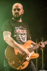 Quim Mas, guitarrista de Crim