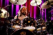 Marco Minnemann, baterista de The Aristocrats (Kafe Antzokia, Bilbao, 2020)