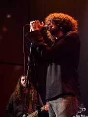 Jony Moreno -voz- y Daniel Triñanes -guitarra- de The Soulbreaker Company (Bilborock, Bilbao, 2005)