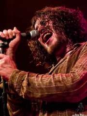 Jony Moreno, cantante de The Soulbreaker Company (Bilborock, Bilbao, 2005)