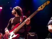 Jose Javier Manzanedo, bajista de The Soulbreaker Company (Bilborock, Bilbao, 2005)