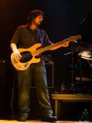 Daniel González Álvarez, bajista de Maha (Bilborock, Bilbao, 2007)