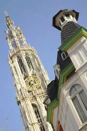 Catedral de Amberes (Bélgica)