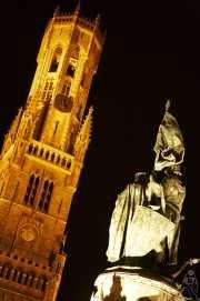 Campanario (Belfort), Brujas (Bélgica)