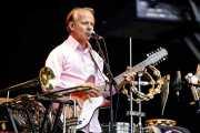 Probyn Gregory, guitarrista, percusionista y trombonista de Brian Wilson