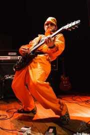 Xenen, guitarrista de HT Fuse (Bilborock, Bilbao, 2007)
