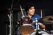 Álex López, baterista de Kokoshca