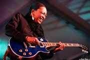 Deborah Coleman, cantante y guitarrista (Getxo & Blues - Puerto Viejo de Algorta, Getxo, )