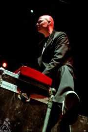 "Henrik Widén ""The Duke of Honk"", teclista de Diamond Dogs (Festival Serie Z, Jerez de la Frontera, )"
