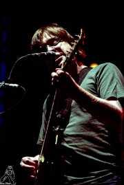 Norman Blake, cantante, guitarrista y xilofonista de Teenage Fanclub (Azkena Rock Festival, Vitoria-Gasteiz, )