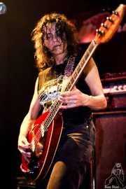 Toody Cole, cantante y bajista de Dead Moon (Hell Dorado, Vitoria-Gasteiz, )