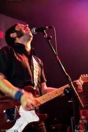 José Ramón Rioja, cantante y guitarrista de Paniks (Hell Dorado, Vitoria-Gasteiz, )