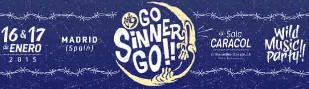Go Sinner Go!! vol.9 - 2015